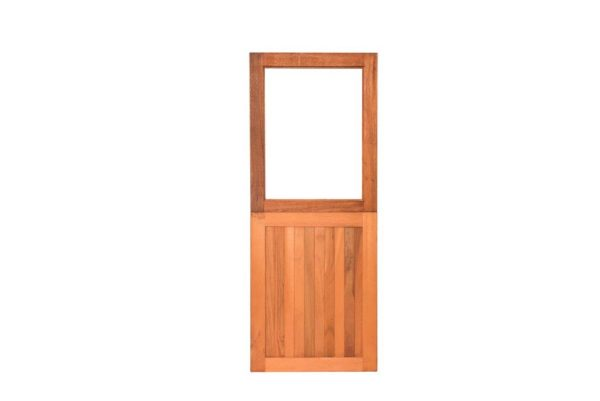 1 GLASS FLB PLY BACK STABLE DOOR 813X2032