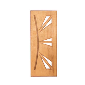 6 LIGHT SUN-RAY MARINE PLY DOOR