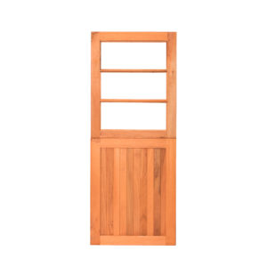 3 GLASS FLB PLY BACK STABLE DOOR 813X2032