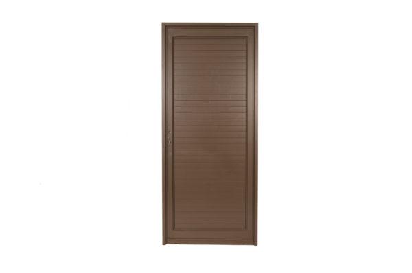 HBD BRONZE HORIZONTAL ALUMNIUM DOOR 900X2100